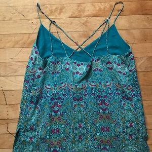 Anthropologie Tops - Maeve NWT silk tunic